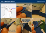 Sewing Jacket - Making of Collar -2